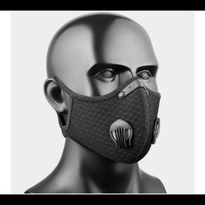 Unisex Xmask with 4 extra filters